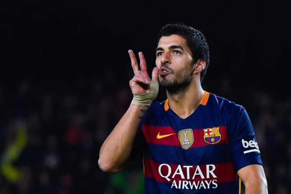 """Luis Suárez seguirá siendo el """"Killer"""" del Barcelona por mucho tiempo. (Foto: Twitter)"""