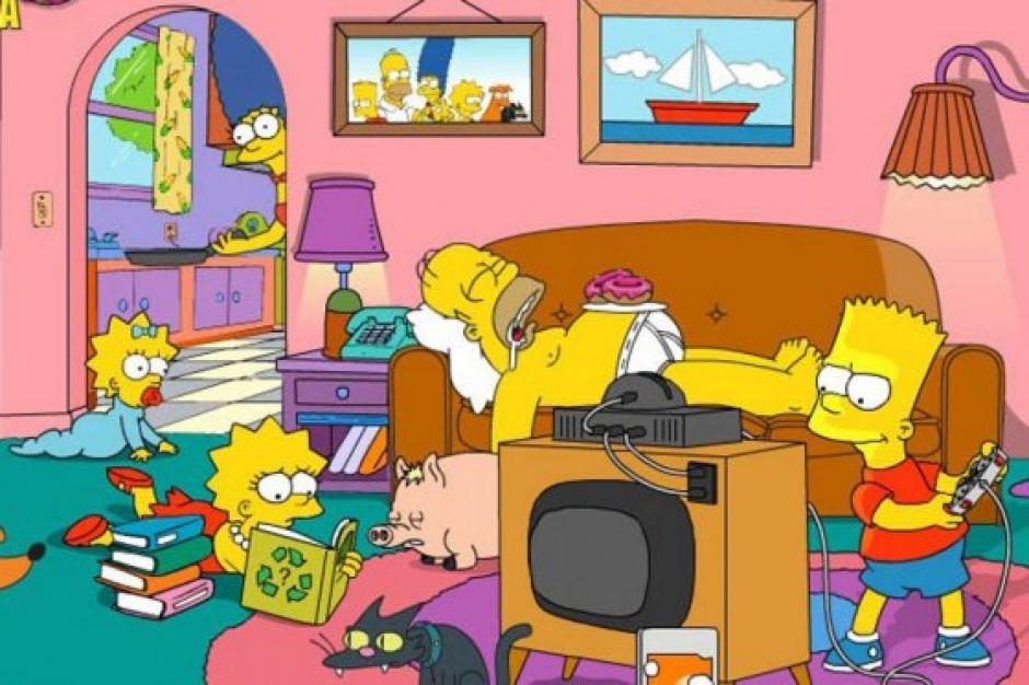 Los Simpsons van por dos temporadas más. (Foto: Fox)
