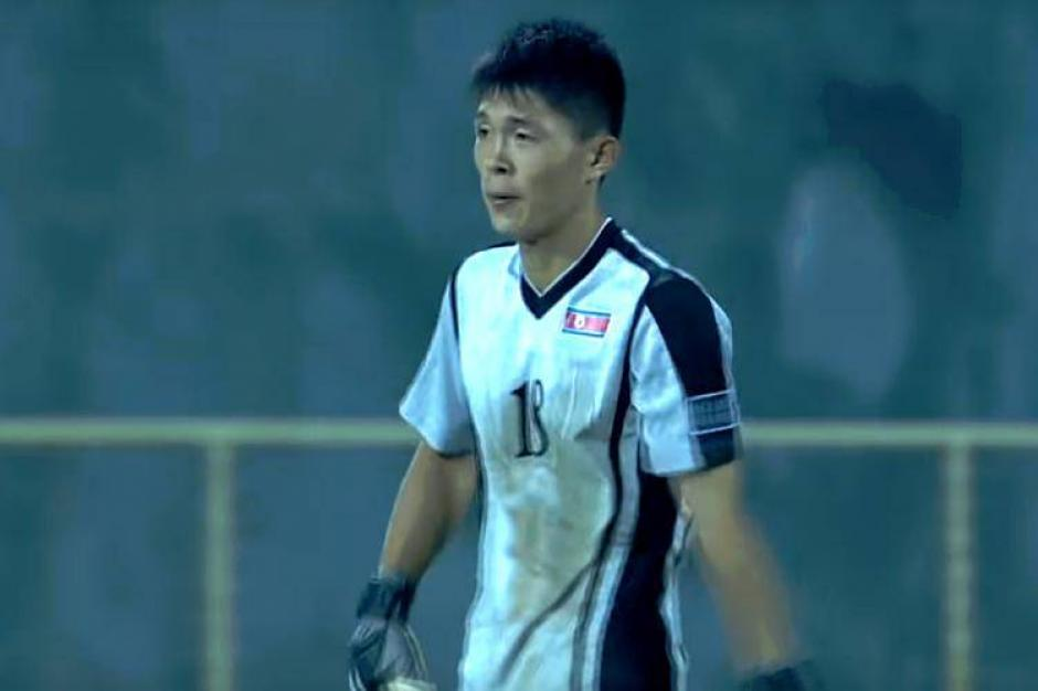 Jang Ho Paek fue sancionado un año por amaño en un partido de su selección nacional Sub17. (Foto: Captura de video)
