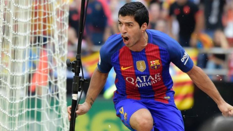 Suárez es el goleador del FC Barcelona en lo que va de La Liga. (Foto: Twitter)