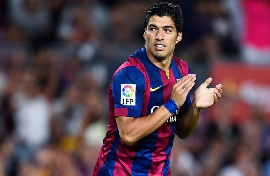 Suárez anunciaría en breve su continuidad con el Barsa hasta 2021. (Foto: Twitter)
