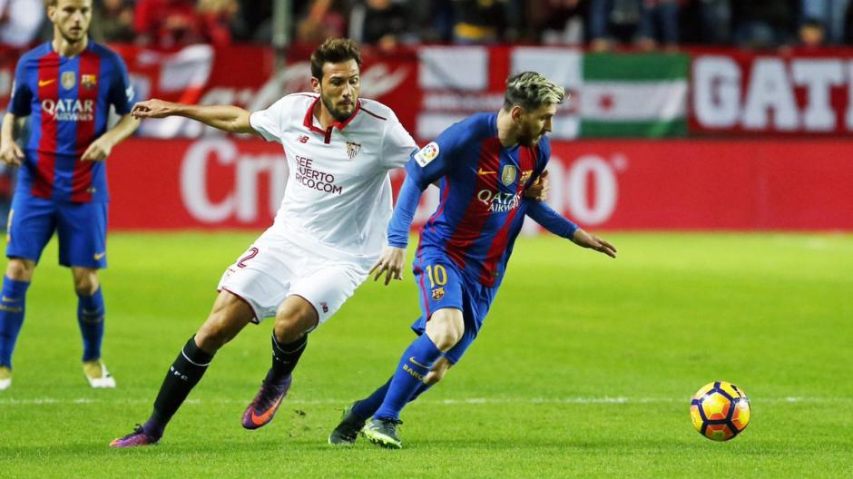Messi apareció poco, pero marcó el gol del empate. (Foto: Barsa News)