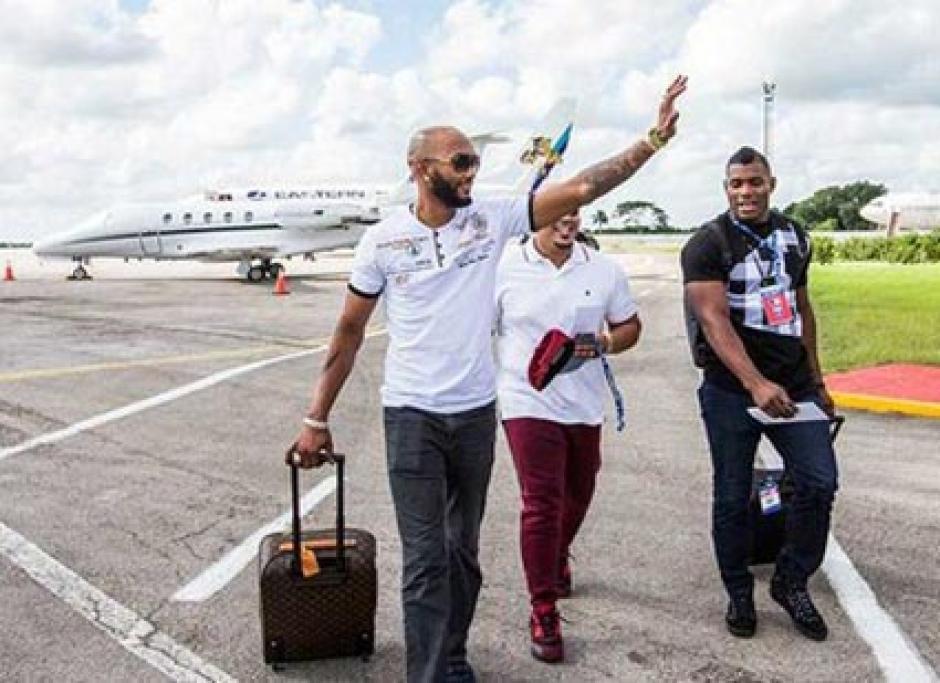 mlb llegan a Cuba foto