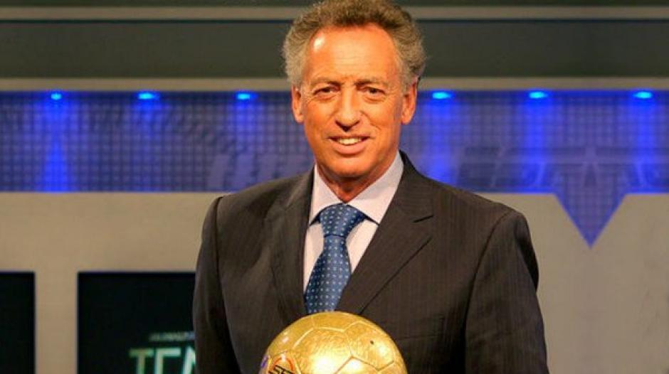 Quique Wolff es uno de los periodista deportivos más queridos en sudamérica. (Foto: Captura de video)