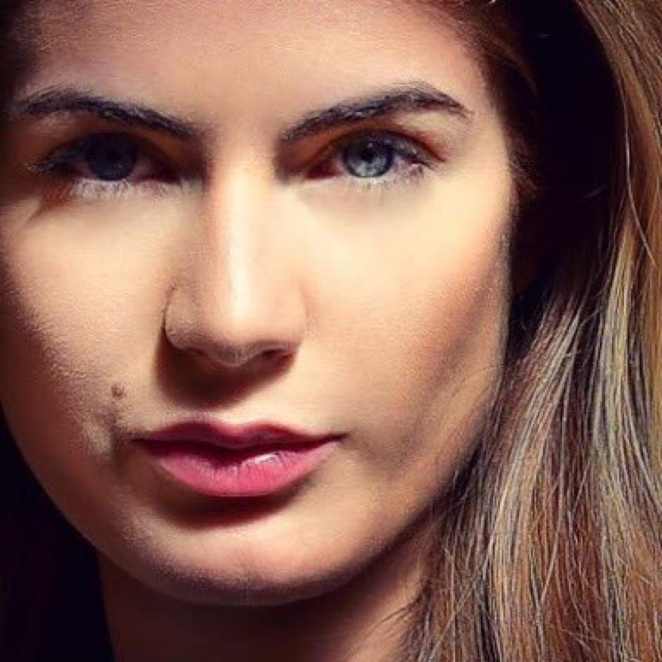 Melanie Martins el motivo de CR7 Marruecos foto 01