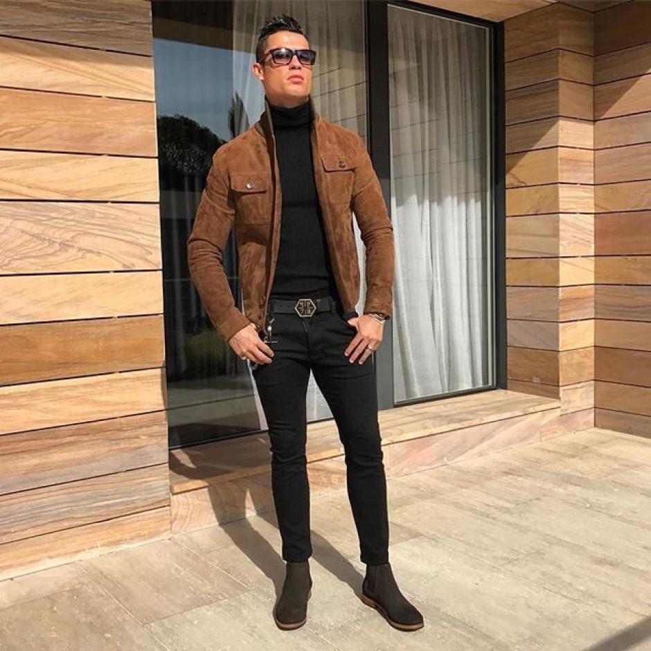 Cristiano Ronaldo presentó su nueva colección de zapatos. (Foto: CR7)