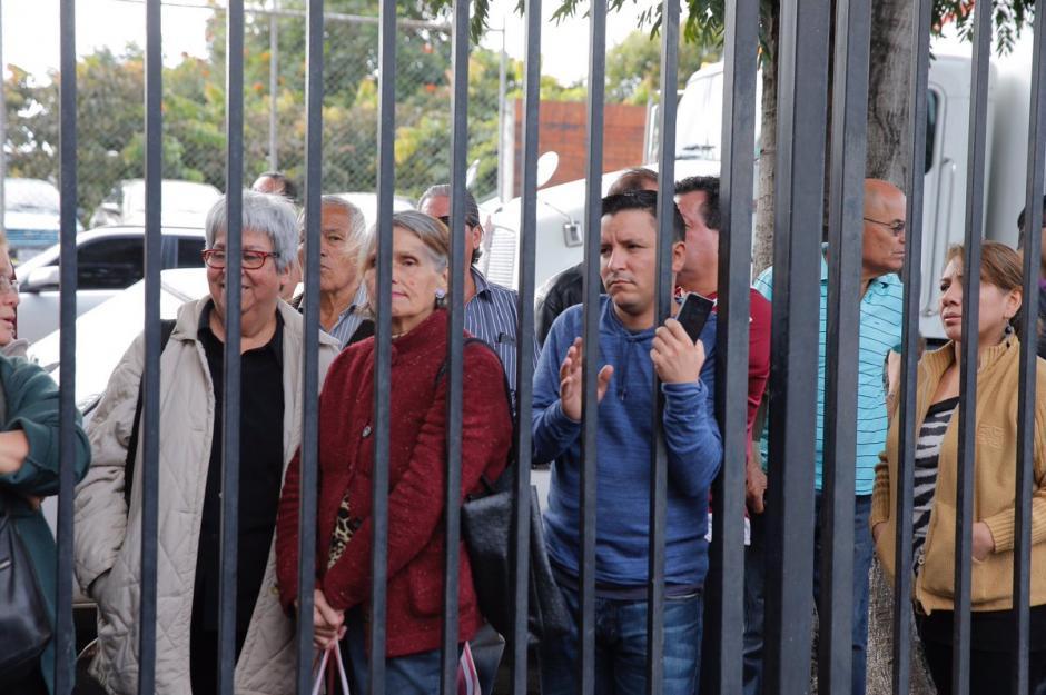 """Afcionados de Saprissa despidieron a su """"Gladiador"""". (Foto: @PuroDeporteLN)"""