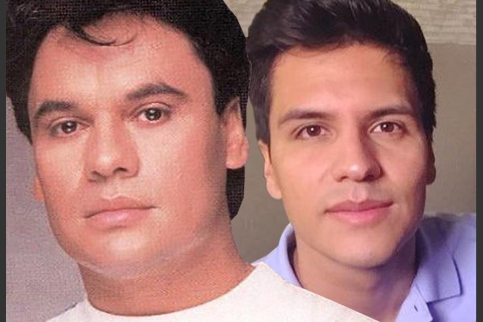 Luis Alberto Aguilera es hijo de Juan Gabriel, eso revela una prueba de ADN. (Foto: Twitter)