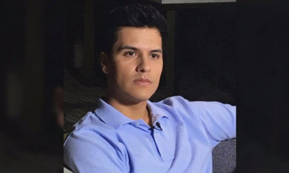 Luis Alberto Aguilera tiene un parecido físico grande con su padre Juan Gabriel. (Foto: Twitter)
