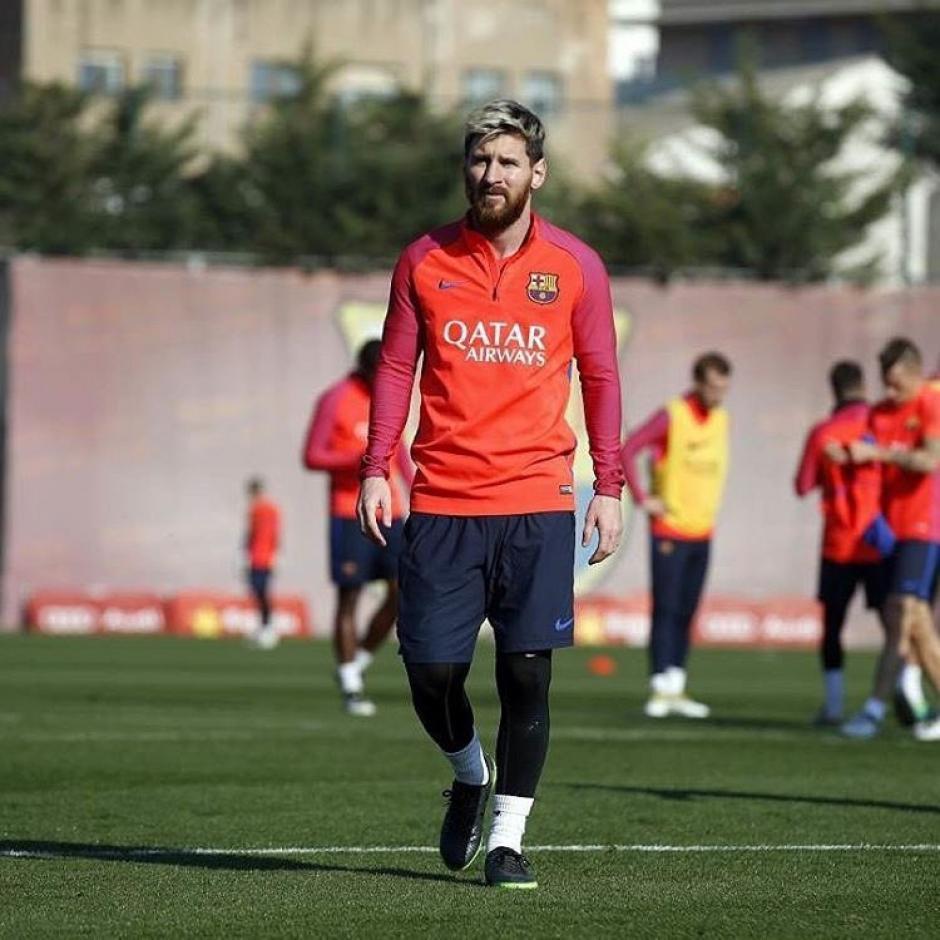 Messi estaría muy próximo a firmar su continuidad con el Barça. (Foto: Twitter)