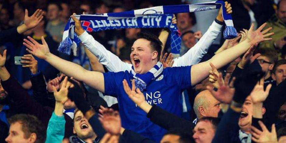 Leicester city foto
