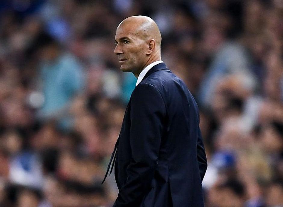 Zidane espera salir bien librado del derbi. (Foto: Marca)