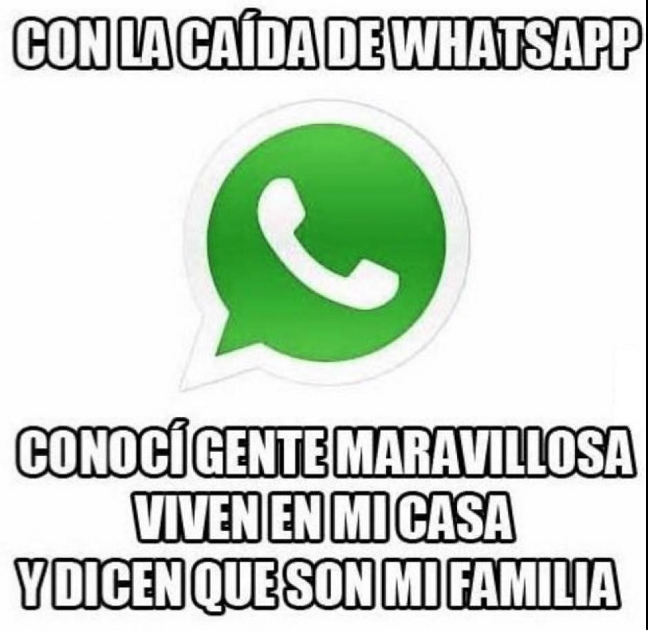"""Caida De Whatsapp Picture: Memes Por La """"caída"""" De WhatsApp"""