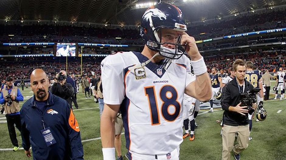 Peyton Manning foto niega dopaje
