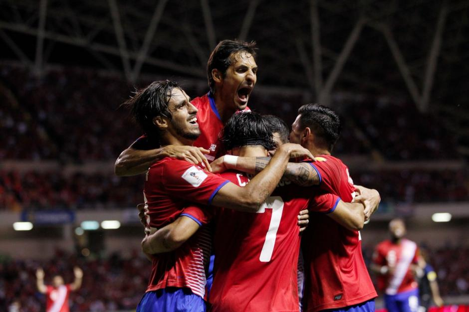 Costa Rica humilló 4-0 a Estados Unidos en el Nacional de  San José. (Foto: Twitter)