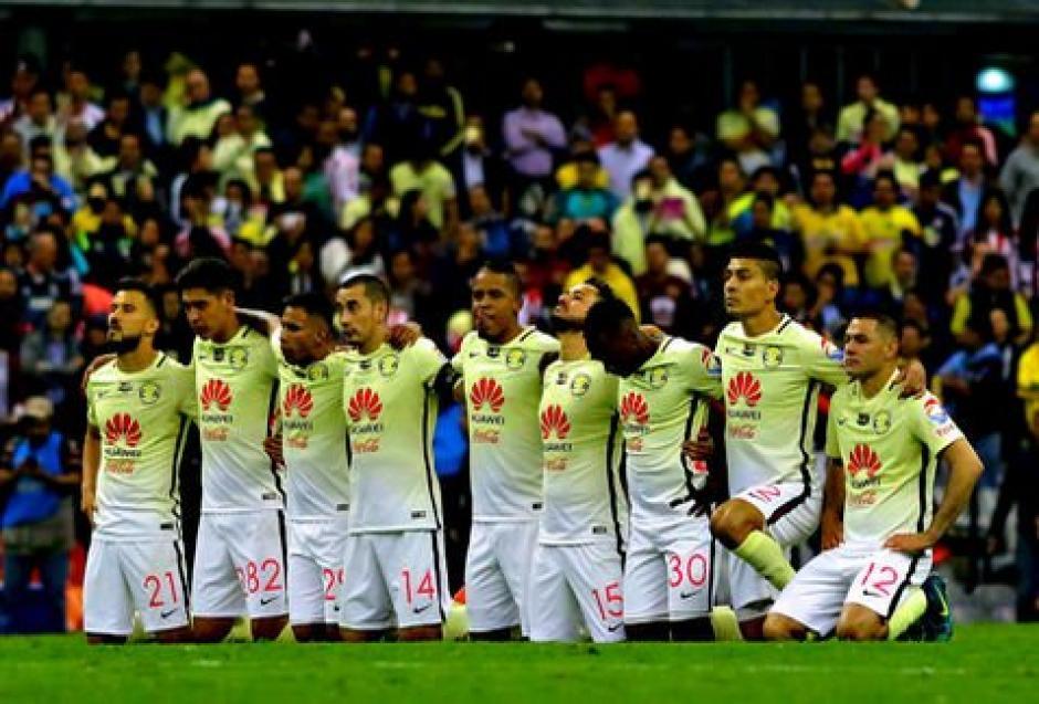 El América de México representa a la Concacaf en el Mundial de Clubes. (Foto: Twitter)