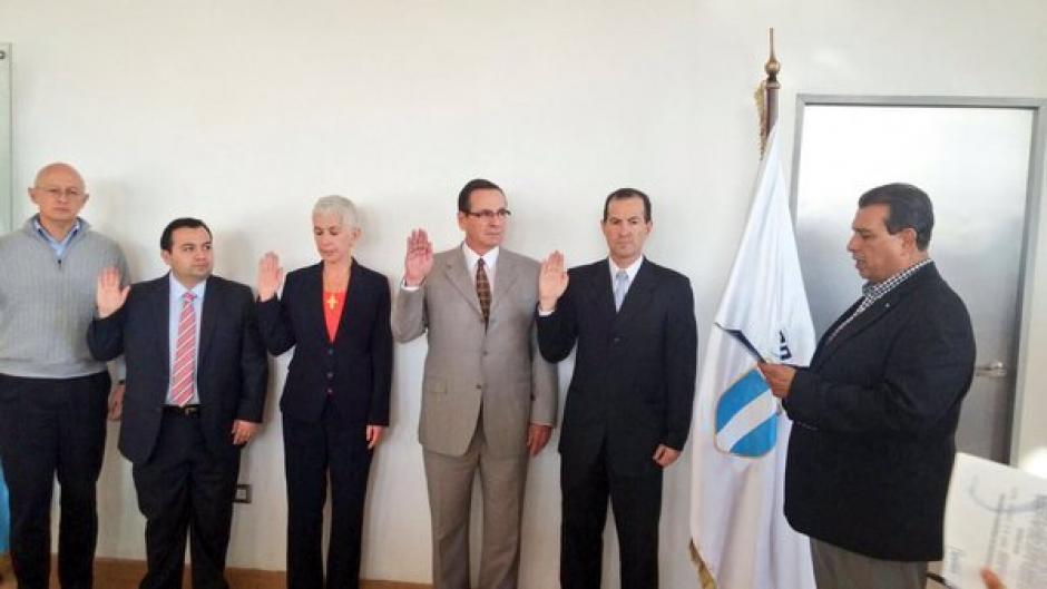 Comité de Regularización Fedefut Guatemala Denis Alonso foto