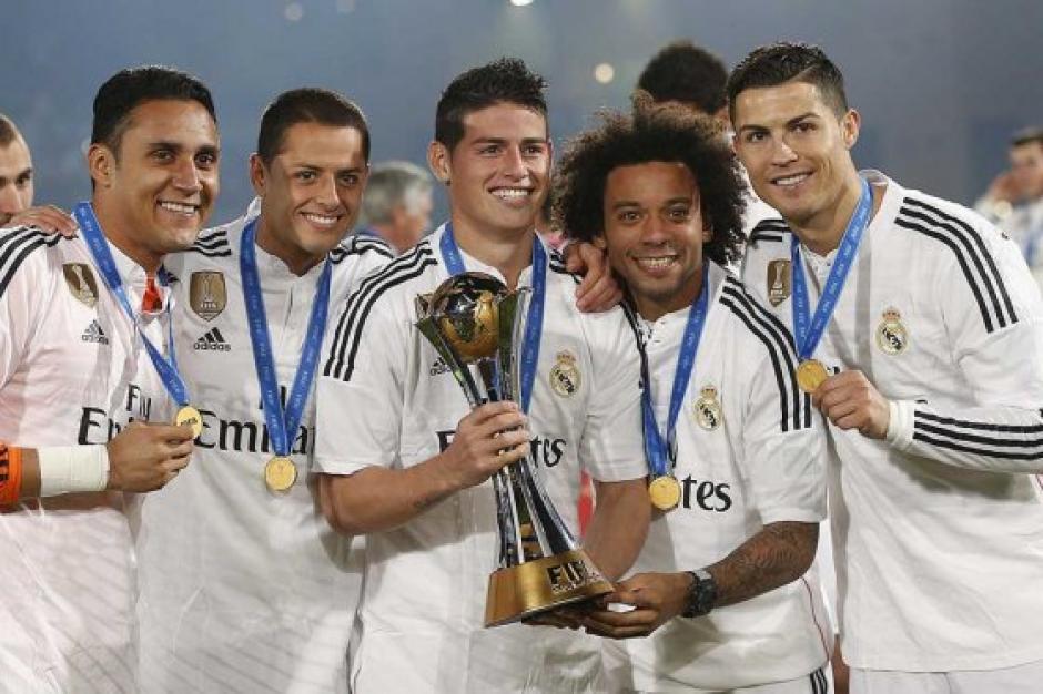 El Real Madrid, campeón de Europa es el favorito para ganar el Mundial de Clubes. (Foto: Twitter)