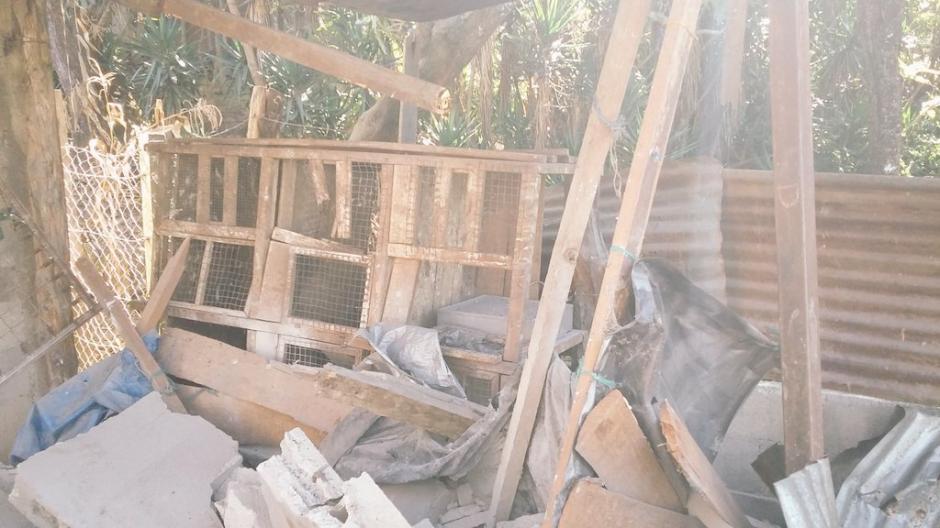 Se está investigando que provocó la explosión. (Foto: Bomberos Voluntarios)