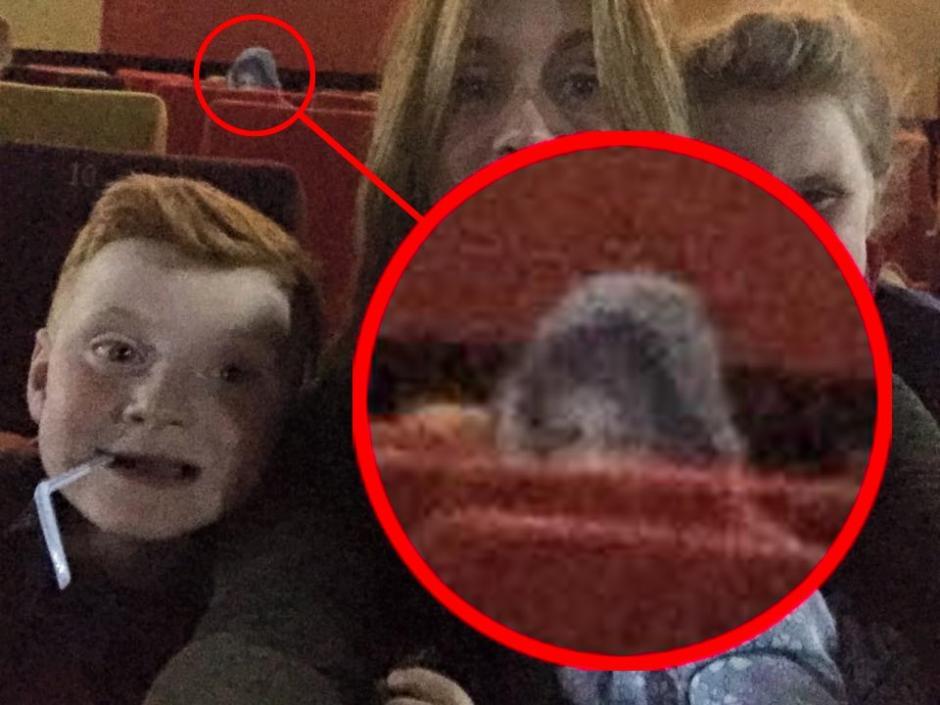 Algunos aseguran que el fantasma es una niña. (Foto: Sopitas)