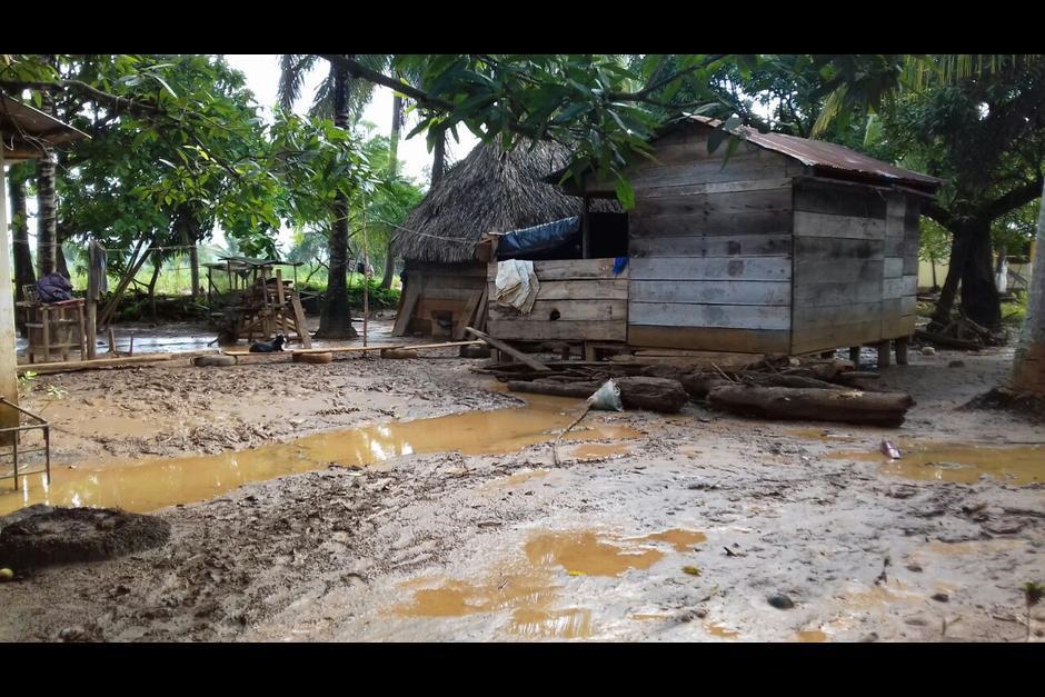El Estado de Calamidad se decreta para evitar los daños que pueda causar cualquier calamidad que azote al país. (Foto: Conred)