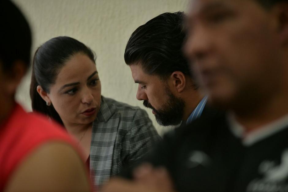 Jonathan Chévez anunció que declarará por la implicación que le hace el MP de lavado de dinero en el caso El Bodegón. (Foto: Wilder López/Soy502)
