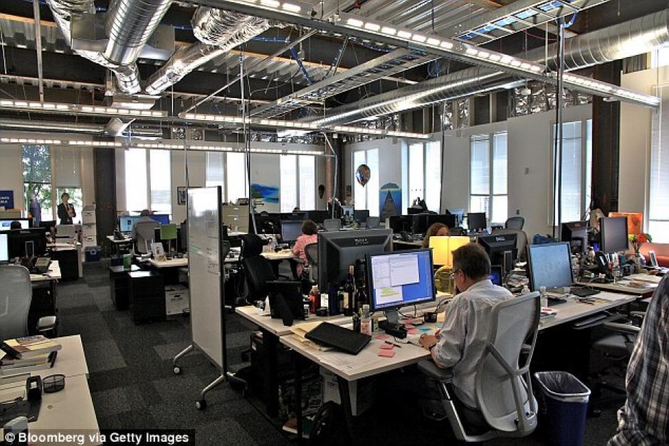 Los lugares en donde las puedes realizar son en sus oficinas de California e Irlanda. (Foto: dailymail.com)