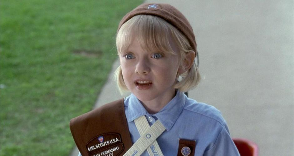 La talentosa actriz Dakota Fanning es la portada de Elle. (Foto: youngactressreviews.org)