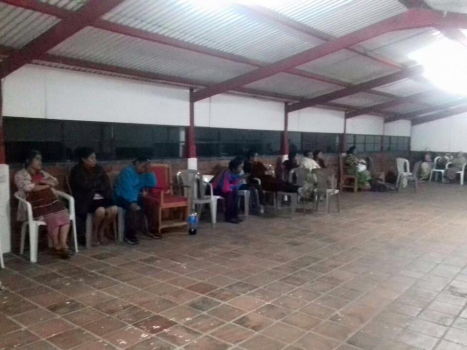 Entre los damnificados se encuentran 16 niños. (Foto: Municipalidad de Mixco)