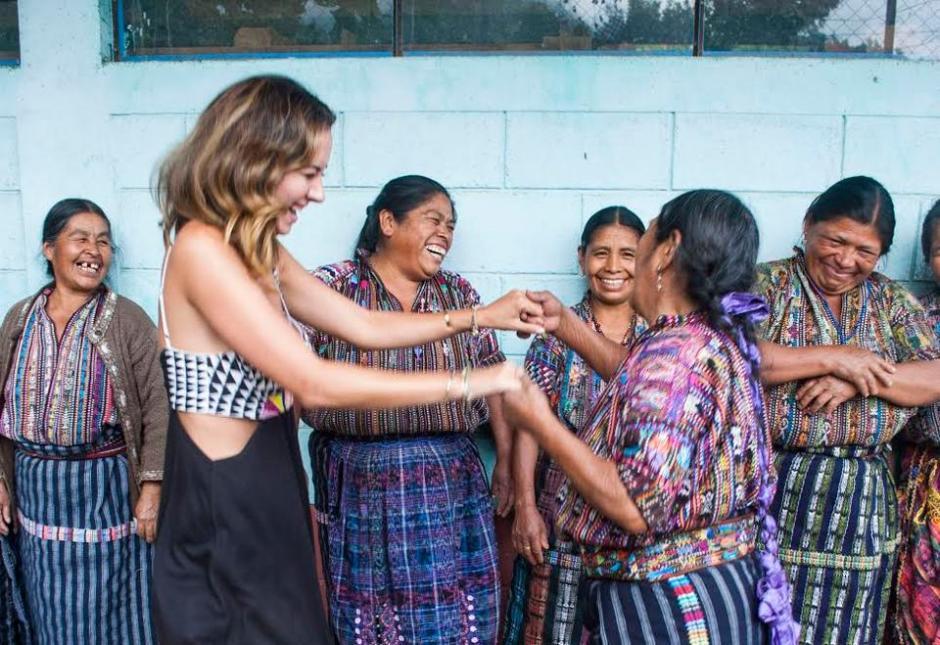La diseñadora de origen guatemalteco ha destacado con su trabajo. (Foto: Francesca Kennedy)