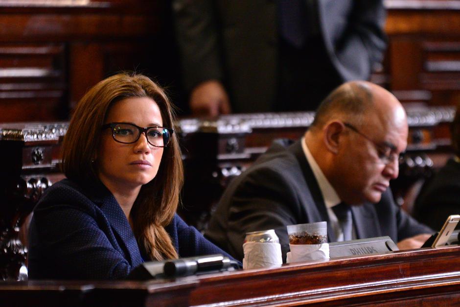 Beltranena ocupó una curul en el Congreso luego de la renuncia del diputado Pedro Muadi.  (Foto: Archivo/Soy502)