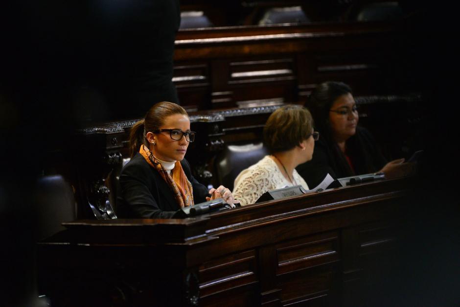 Daniela Beltranena fue diputada en 2015. (Foto: Archivo/Soy502)