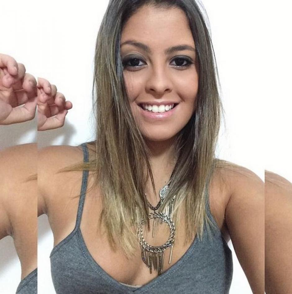 Danielle Favatto, hija Romario, no oculta su belleza y la comparte con sus fanas en instagram. (Foto: Danielle Favatto)