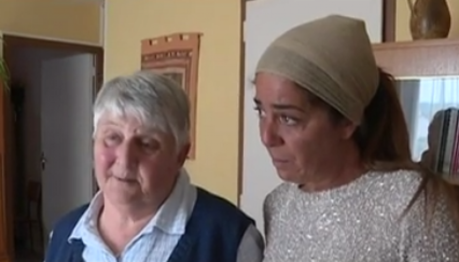 Una hermana que estuvo presente durante el ataque en Normandía relata lo sucedido. (Foto: Captura de Imagen)