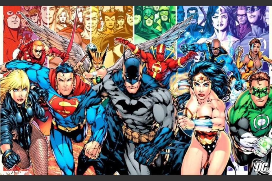 El nuevo logo de DC Comics es un homenaje a su legado (Foto: Sopitas.com)