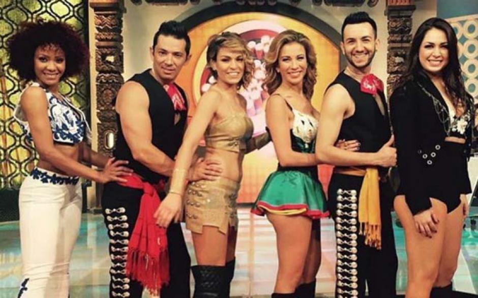 Ingrid Coronado se dio a conocer en México y el mundo como integrante del grupo Garibaldi. (Foto: Twitter)