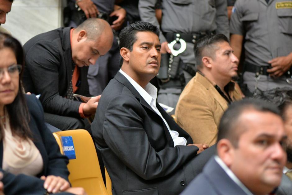 Rudy Gallardo, el director suspendido del Renap, es uno de los exfuncionarios señalados. (Foto: Wilder López/Soy502)