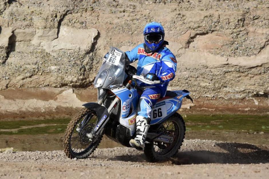 Francisco Arredondo rally Dakar 2016 foto soy502