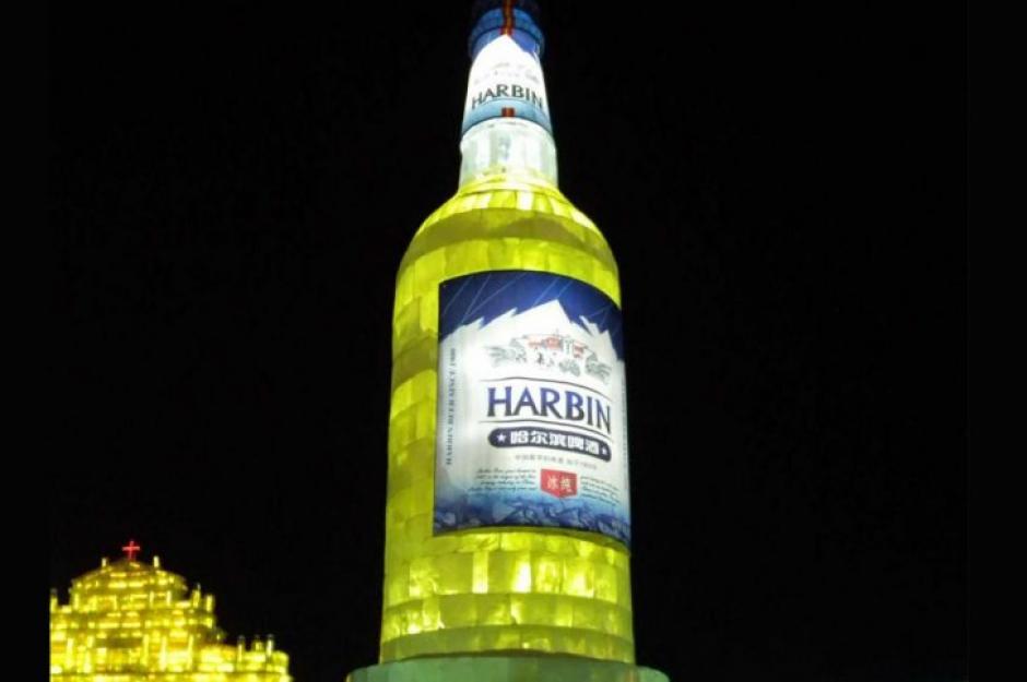 Harbin es una bebida que se consume en China, además de ser una de las pocas cerveceras del país que es propiedad de extranjeros.