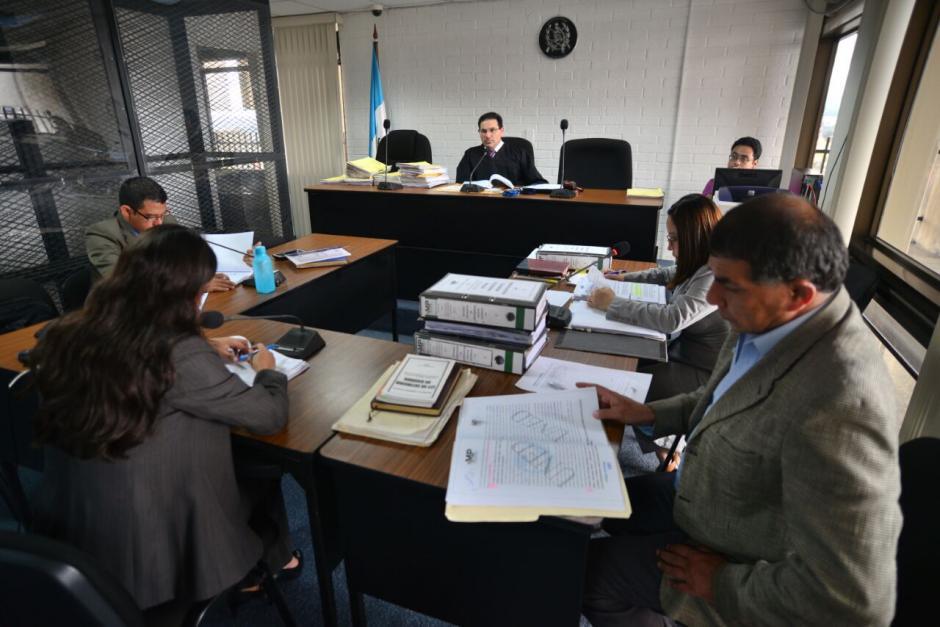 Una perito del MP describió en el juicio la relación que la empresa inexistente Sistemas Avanzados tenía con Baldetti. (Foto: Wilder López/Soy502)