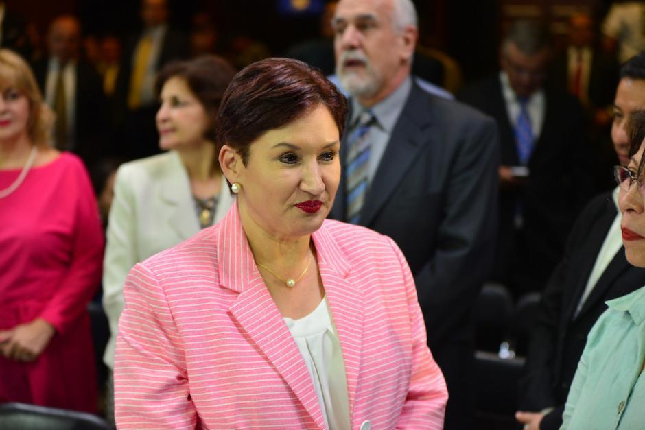 La fiscal general, Thelma Aldana, fue elegida como la mujer con más poder en el país. (Foto: Archivo/Soy502)
