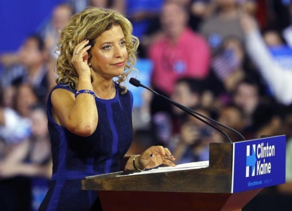 La juventud demócrata señala a Debbie Wasserman como responsable de la derrota de Clinton. (Foto: vosizneias.com)