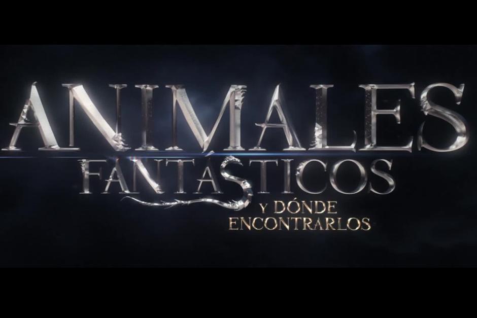 """""""Fantastic Beasts and Where to Find Them"""", la primera película derivada de las aventuras del célebre niño mago. (Foto: Archivo)"""
