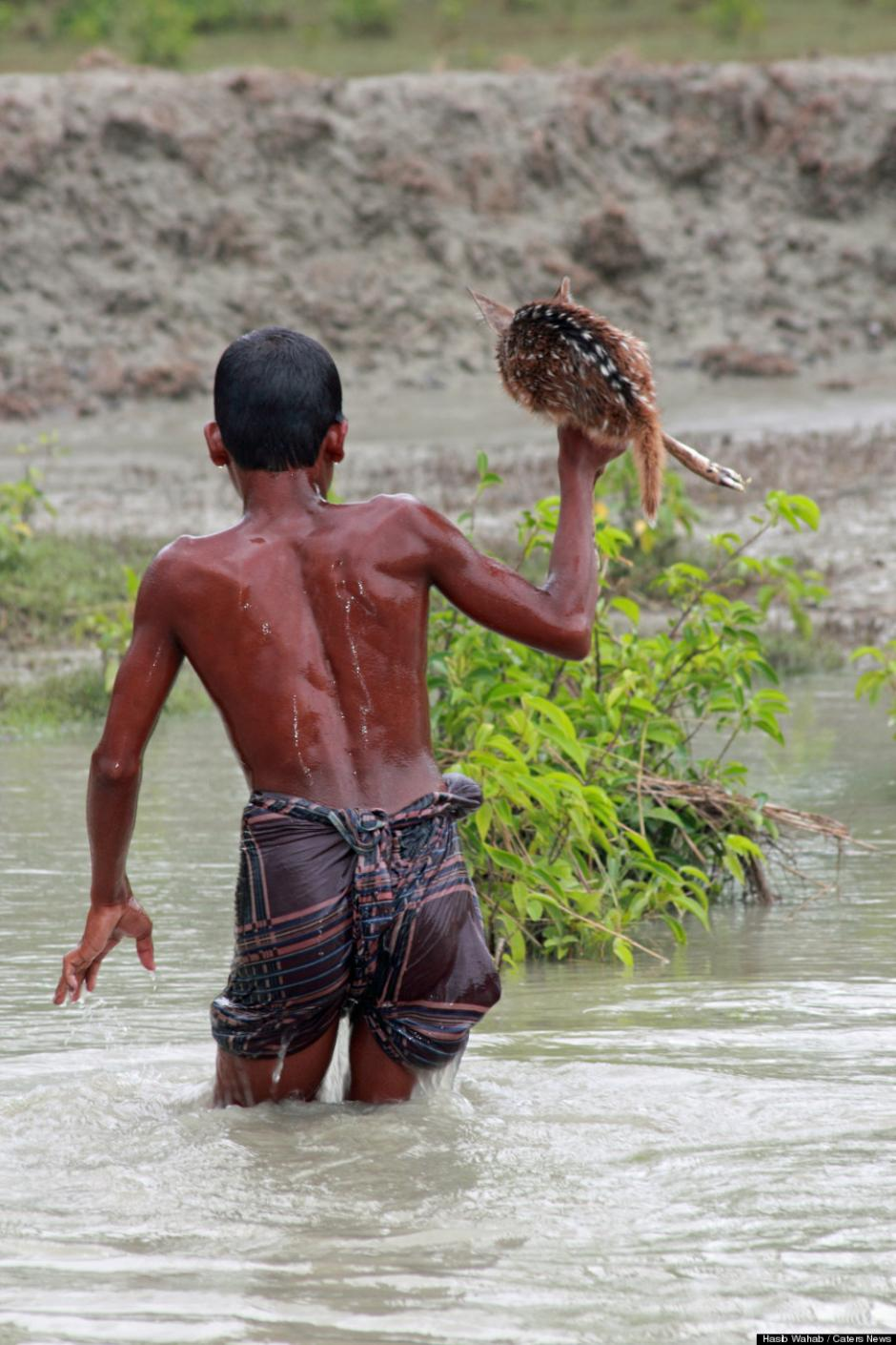 La naturaleza en contacto con el ser humano de la mejor forma posible. (Foto: Huffington Post)