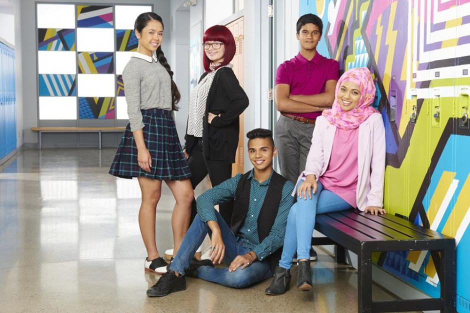 Degrassi Nex Class es una serie donde un grupo de jóvenes caminan hacia la adultez. (Foto: Oficial)