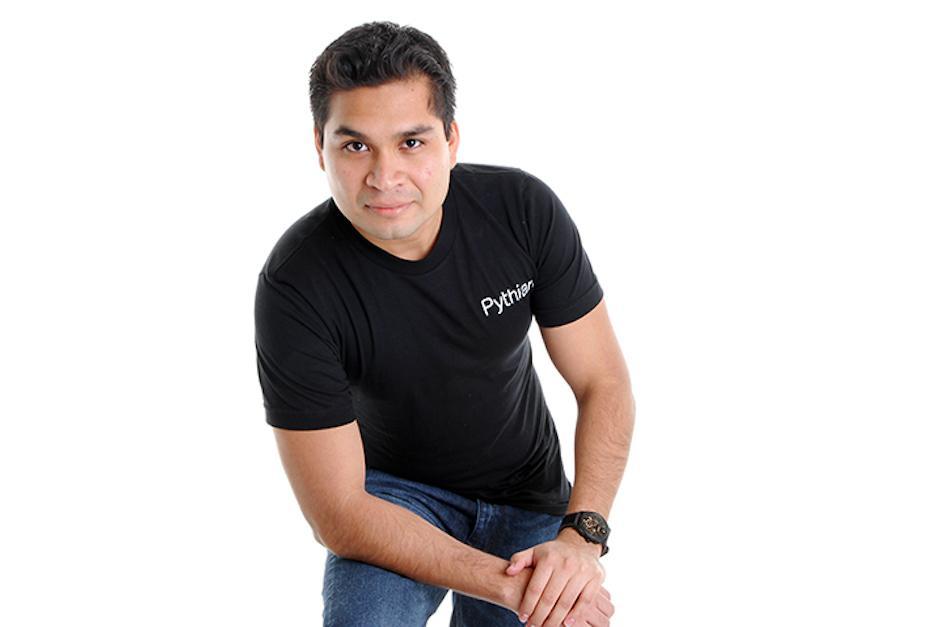 Deiby Gómez es oriundo de Pajapita, San Marcos. (Foto: Deiby Gómez)