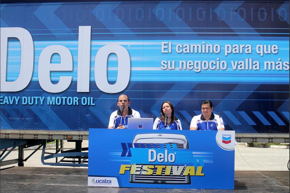 Delo Festival Trucks 2014
