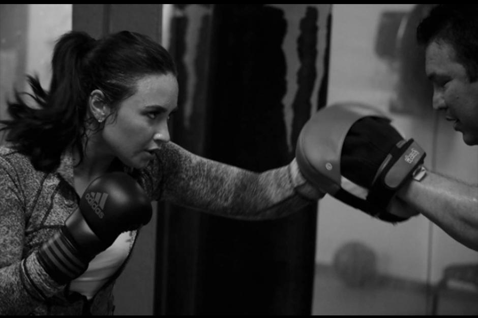 Demi Lovato ha demostrado sus habilidades en el boxeo. (Foto: Instagram)