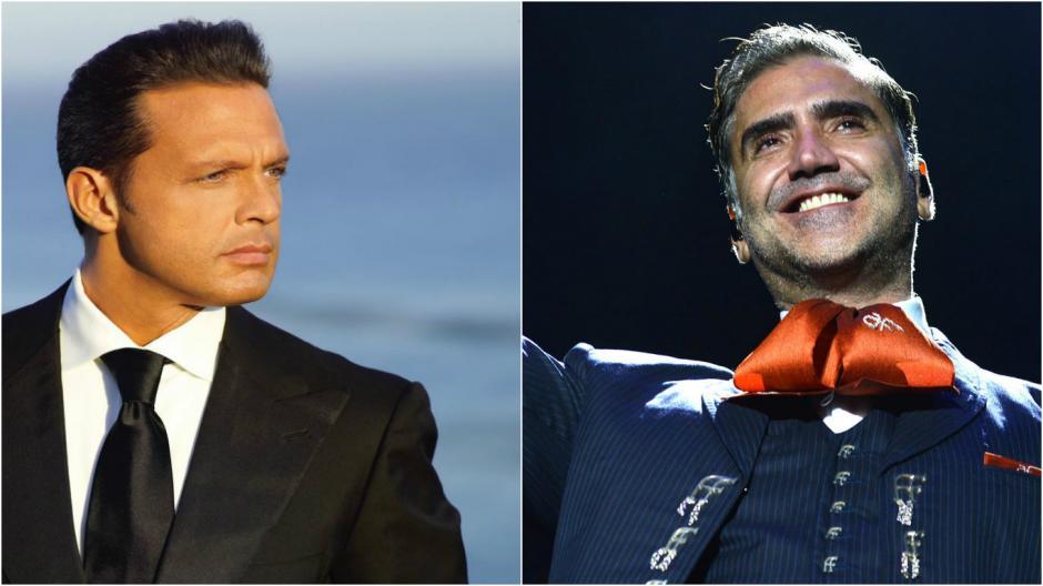 El lío entre Luis Miguel y Alejandro Fernández se debe a incumplimiento de contrato. (Foto: Seprin y Tradición Tapatía)