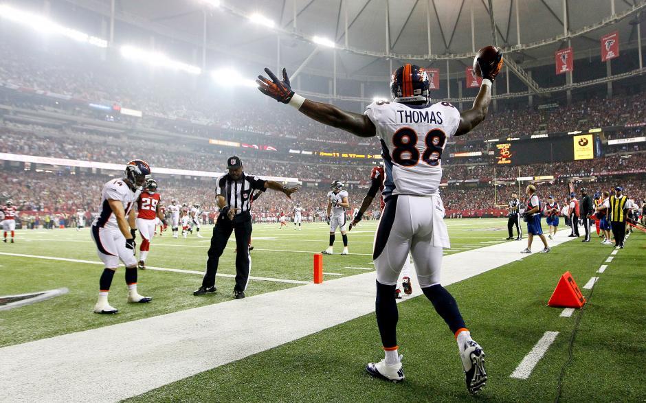Thomas, NFL, Broncos Denver, Super Bowl
